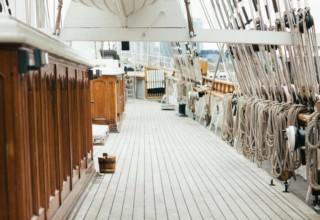 Cutty Sark Main Deck 1