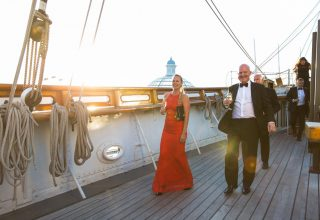 Cutty Sark Wedding Venue, Main Deck