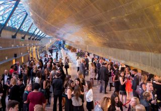 Cutty Sark Corporate Event, Under The Hull