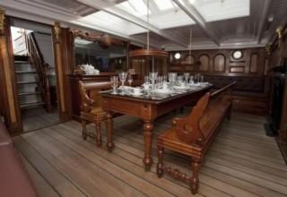 Cutty Sark Masters Saloon
