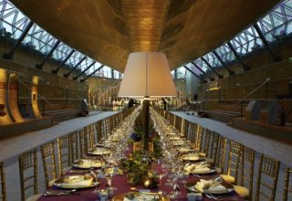 Cutty Sark Private Dinner, Under The Hull