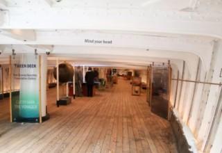 Cutty Sark 'Tween Deck