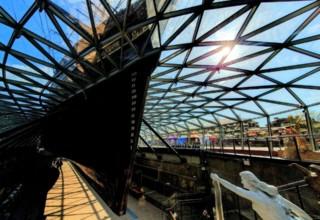 Cutty Sark Under The Hull 10