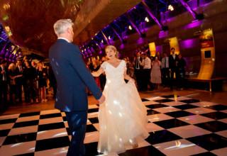 Cutty Sark Wedding Venue, Under The Hull