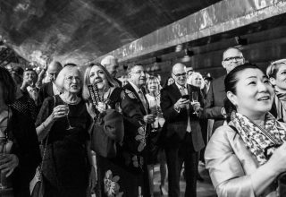Cutty Sark Private Party, Under The Hull