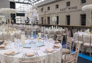 National Maritime Museum Wedding Venue, The Upper Deck