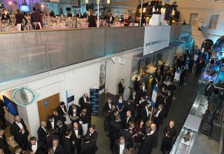 National Maritime Museum Corporate Event, Upper & Lower Deck