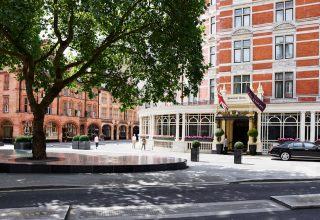The Connaught London 5-Star Hotel Mayfair, Exterior
