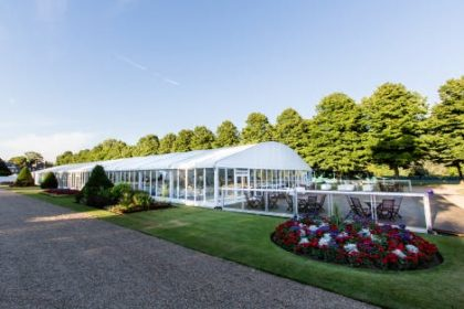 Hampton Court Palace Large Scale Events