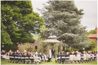 Hampton Court Palace Garden Room Nick Rose Photography