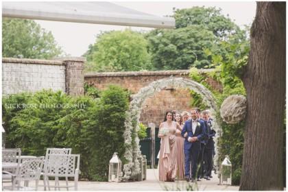 Hampton Court Palace Garden Room