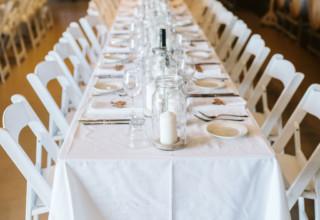 Fergusson Winery Corporate Dinner, Whole Venue