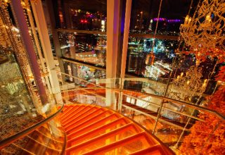 SUSHISAMBA Date Nights, Staircase