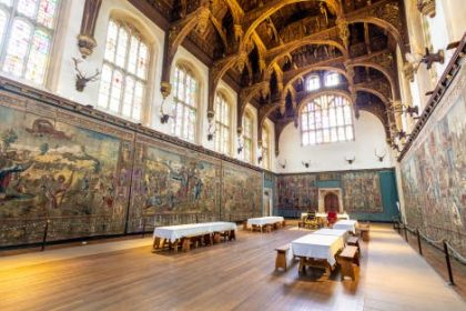 Hampton Court Palace Social Meets, Great Hall