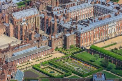 Hampton Court Palace Corporate Venue, Ariel view