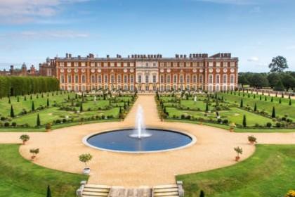 Hampton Court Palace Days Out, Gardens