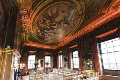 Hampton Court Palace Wedding Venue, Little Banqueting House