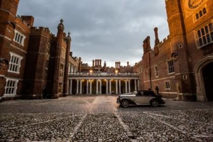 Hampton Court Palace Wedding Venue, Grounds