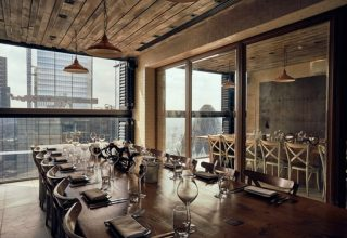 Duck & Waffle Wedding Venue, Private Dining Space