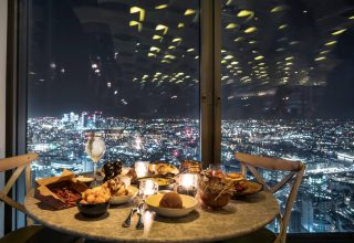 Duck & Waffle Private Dining, Whole Venue