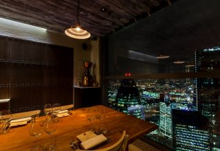Duck & Waffle Private Dining Party, Private Dining Room