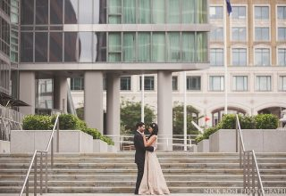 East Wintergarden Wedding Venue, Outside, Photography by Nick Rose