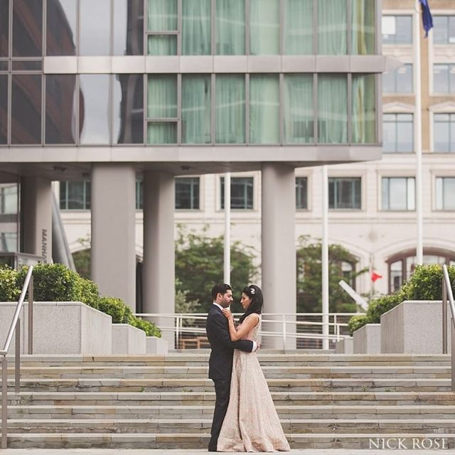 Weddings at East Wintergarden