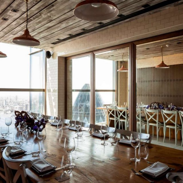 Duck & Waffle Private Dining