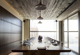 Duck & Waffle Corporate Meeting, Private Room