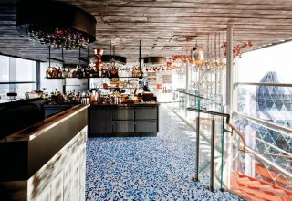 Duck & Waffle Exclusive Hire 2