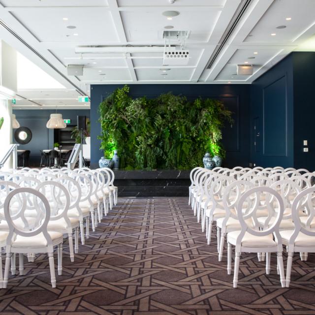 Weddings at Ivy Sunroom by Merivale