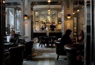 The Connaught, Connaught Bar