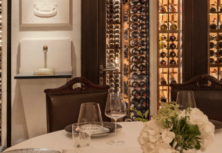 The Connaught, Sommelier's Table