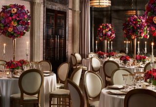 The Connaught, Mayfair Room