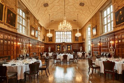Ironmongers Hall Private Party, Banqueting Hall
