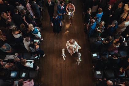 Ironmongers' Hall Wedding Venue, Banqueting Hall, Photography by Lyndsey Goddard