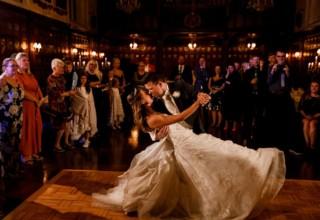 Ironmongers' Hall Wedding Venue, Banqueting Hall, Photography by Damian Mower