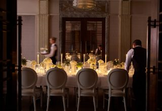 The Connaught Private Dining, Mayfair Room