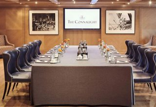 The Connaught Conference, The Maple Room