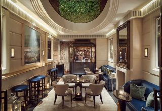 The Connaught Social Drinks, Champagne Room