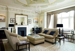 Suite at The Connaught