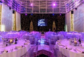 East Wintergarden Christmas Party, Main Hall
