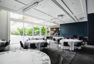 Ivy Sunroom Corporate Dinner, Whole Venue