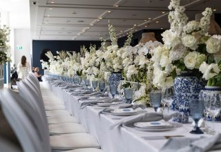 Ivy Sunroom Wedding Venue, Whole Venue