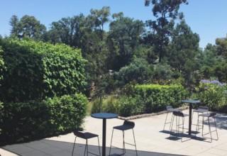 Leonda by The Yarra Summer Drinks, Courtyard