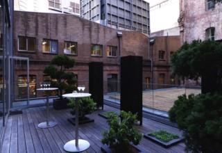 Establishment Ballroom by Merivale, Outdoor terrace
