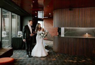 Eureka 89 Wedding Venue, Southern Point, Photography by T-One Image