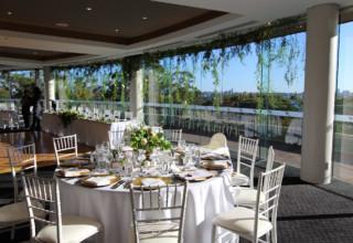 Dalang Ballroom, Wedding Setup at Epicure at Taronga Zoo Sydney