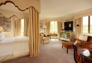 The Dorchester Guest Suite