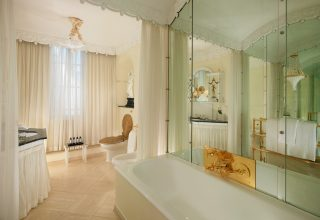 The Dorchester Overnight stays, Oliver Messel Bathroom